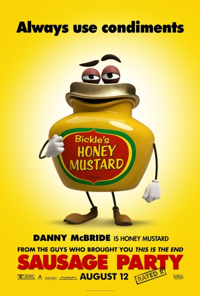 Sausage Party Poster #6