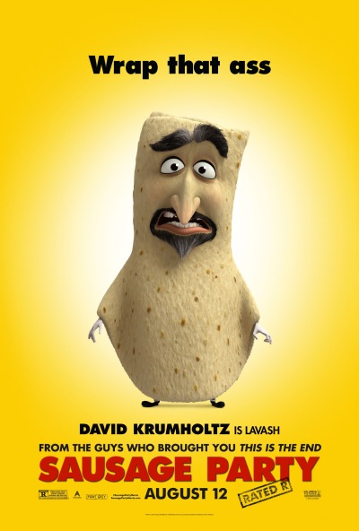 Sausage Party Poster #7