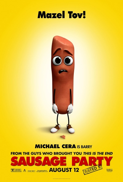 Sausage Party Poster #8