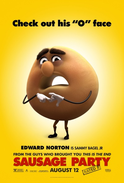 Sausage Party Poster #9