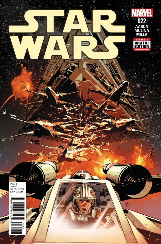 Star Wars #22 Cover A