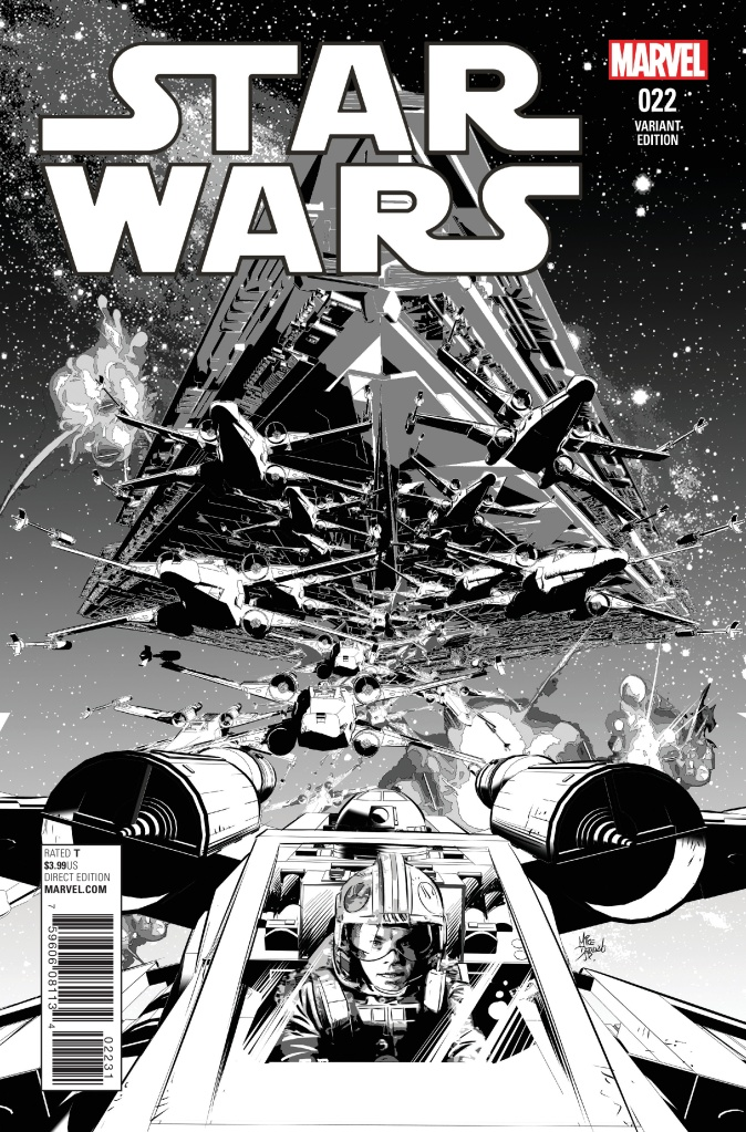Star Wars #22 Cover B