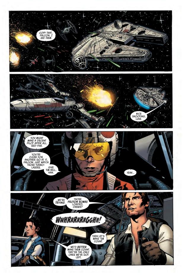 Star Wars #22 Page #4