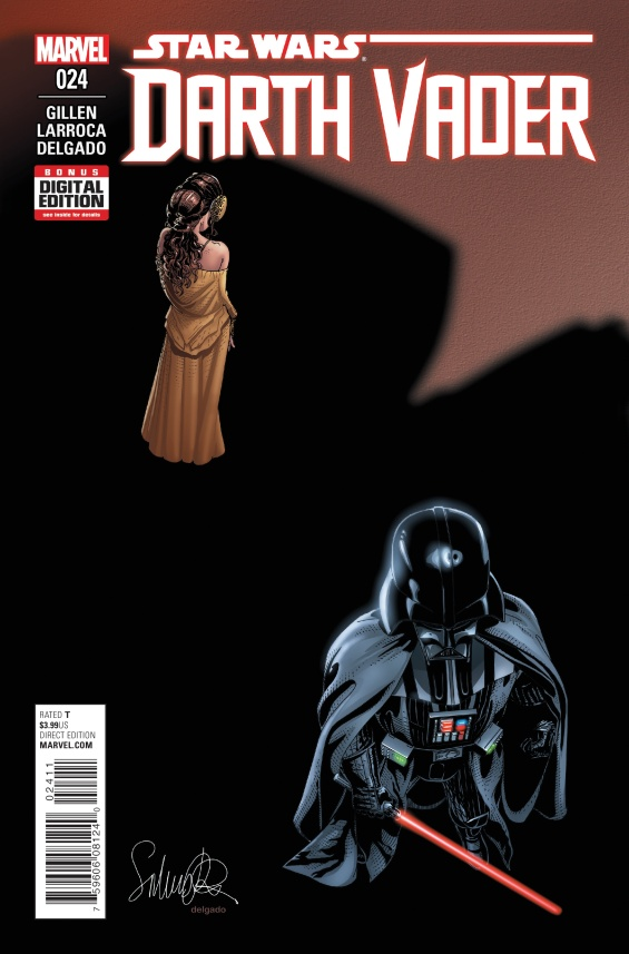 Star Wars Darth Vader #24 Cover A