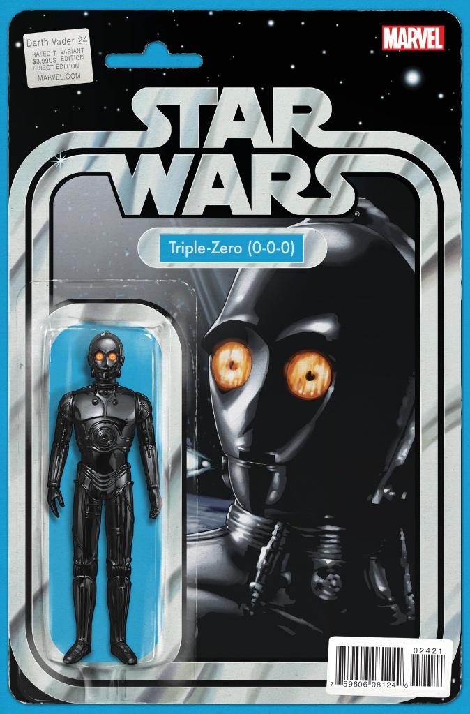 Star Wars Darth Vader #24 Cover B
