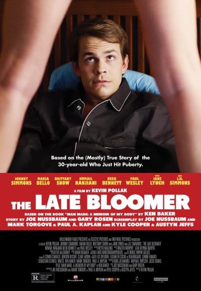 The Late Bloomer Poster #1