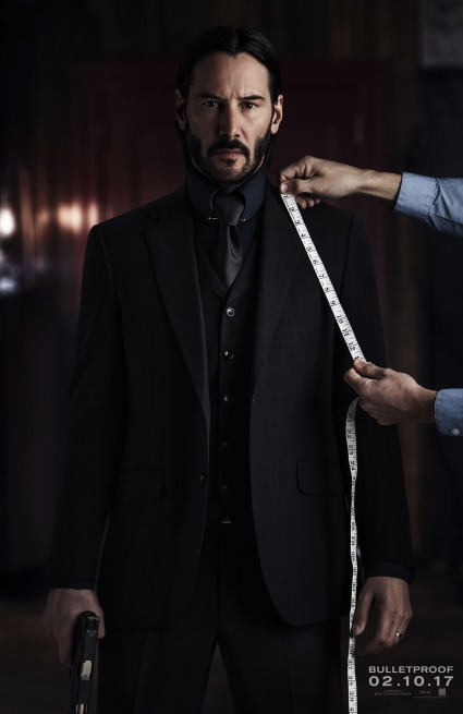 John Wick Chapter Two Poster #1