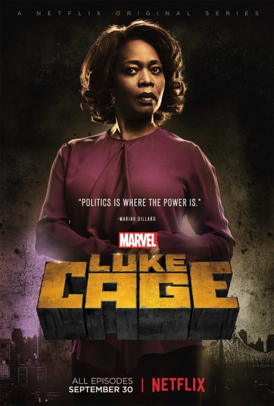 Luke Cage Poster #5