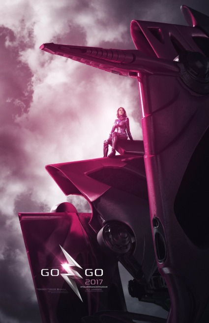 Power Rangers Poster #7