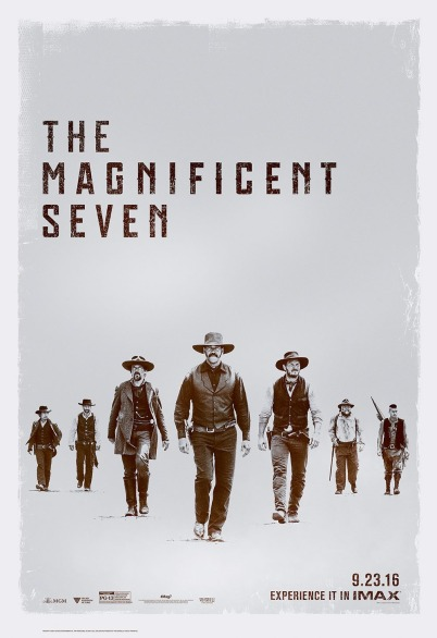 The Magnificent Seven Poster#11