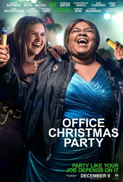 office-christmas-party-poster-10