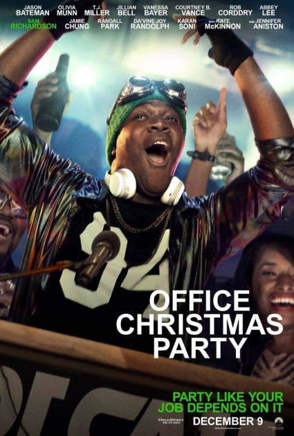 office-christmas-party-poster-11
