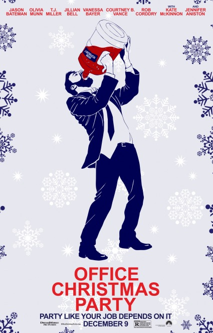 office-christmas-party-poster-12