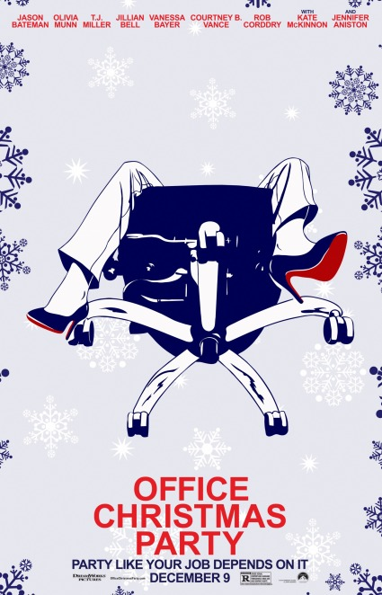 office-christmas-party-poster-14