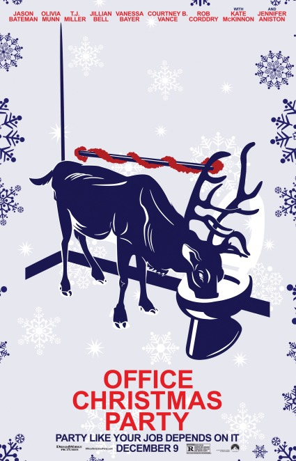 office-christmas-party-poster-15