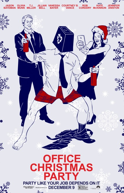 office-christmas-party-poster-18