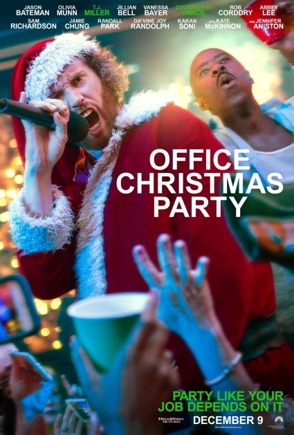 office-christmas-party-poster-2