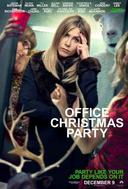 office-christmas-party-poster-3