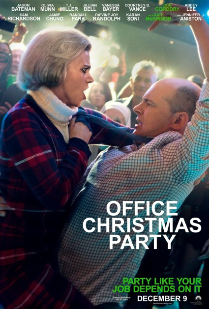 office-christmas-party-poster-4