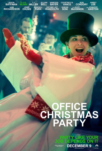 office-christmas-party-poster-5