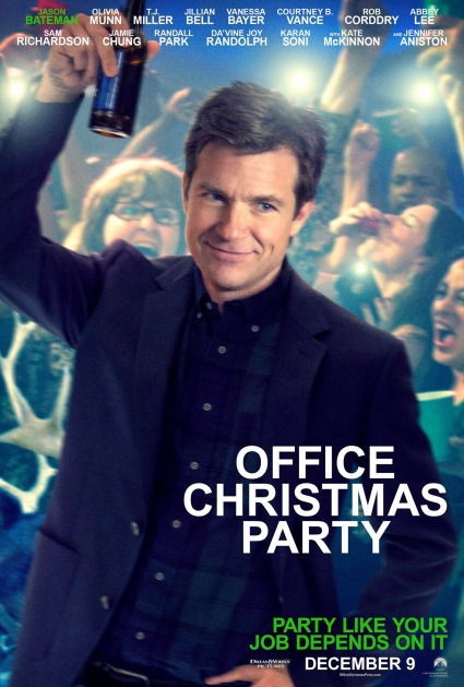 office-christmas-party-poster-7