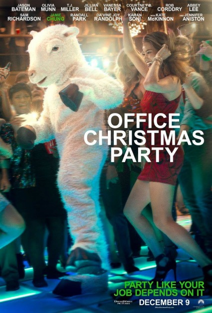 office-christmas-party-poster-8