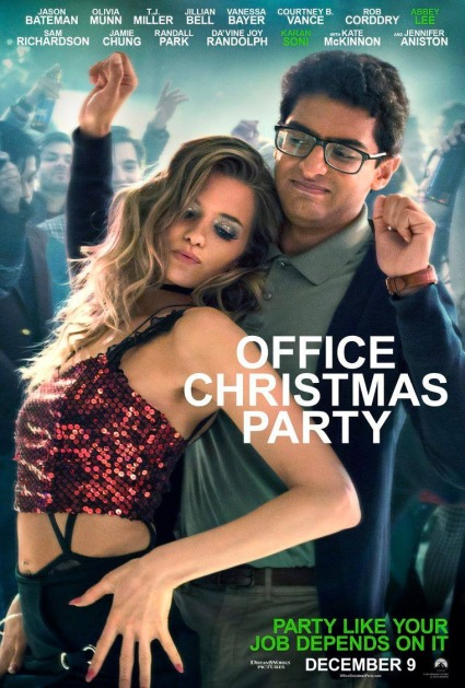 office-christmas-party-poster-9