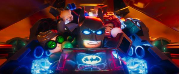 The LEGO Batman Movie Still Image #8