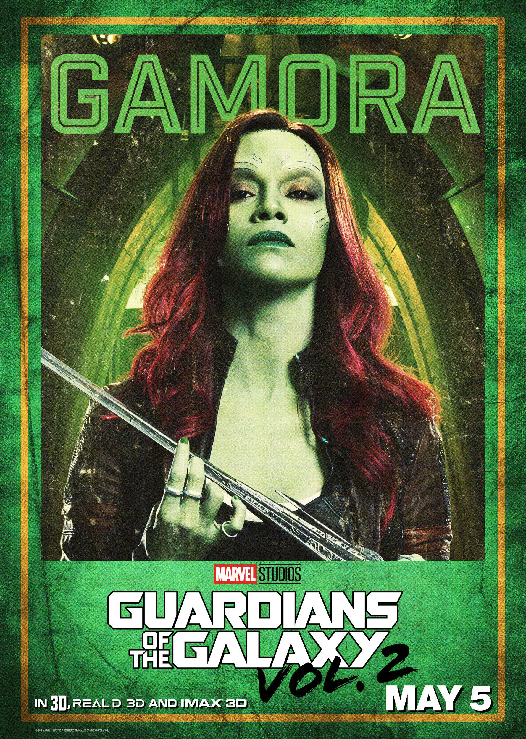 guardians of the galaxy vol 2 character postersreggies