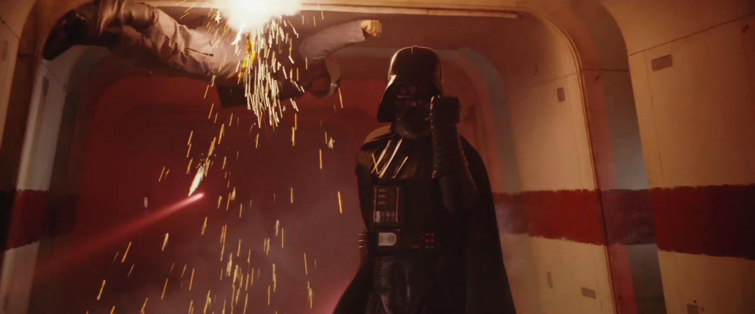 Gareth Edwards Talks Darth Vader In Rogue One And Obi