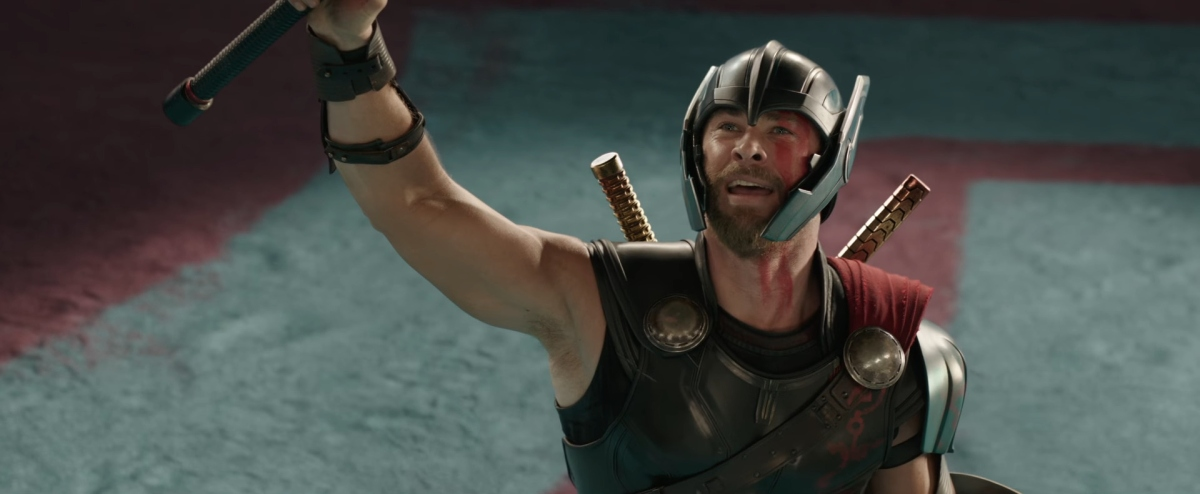 Thor Ragnarok - Behind the Scenes Video