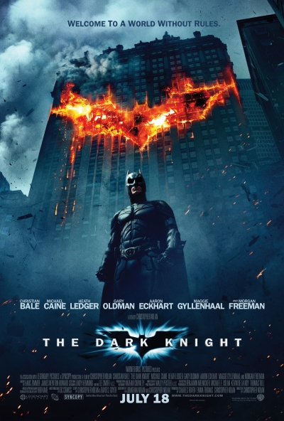 The Dark Night Poster A