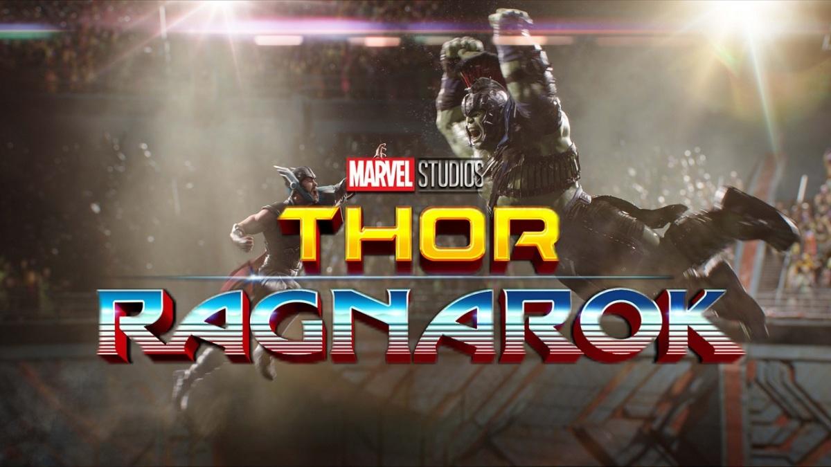 Thor Ragnarok Concept Art