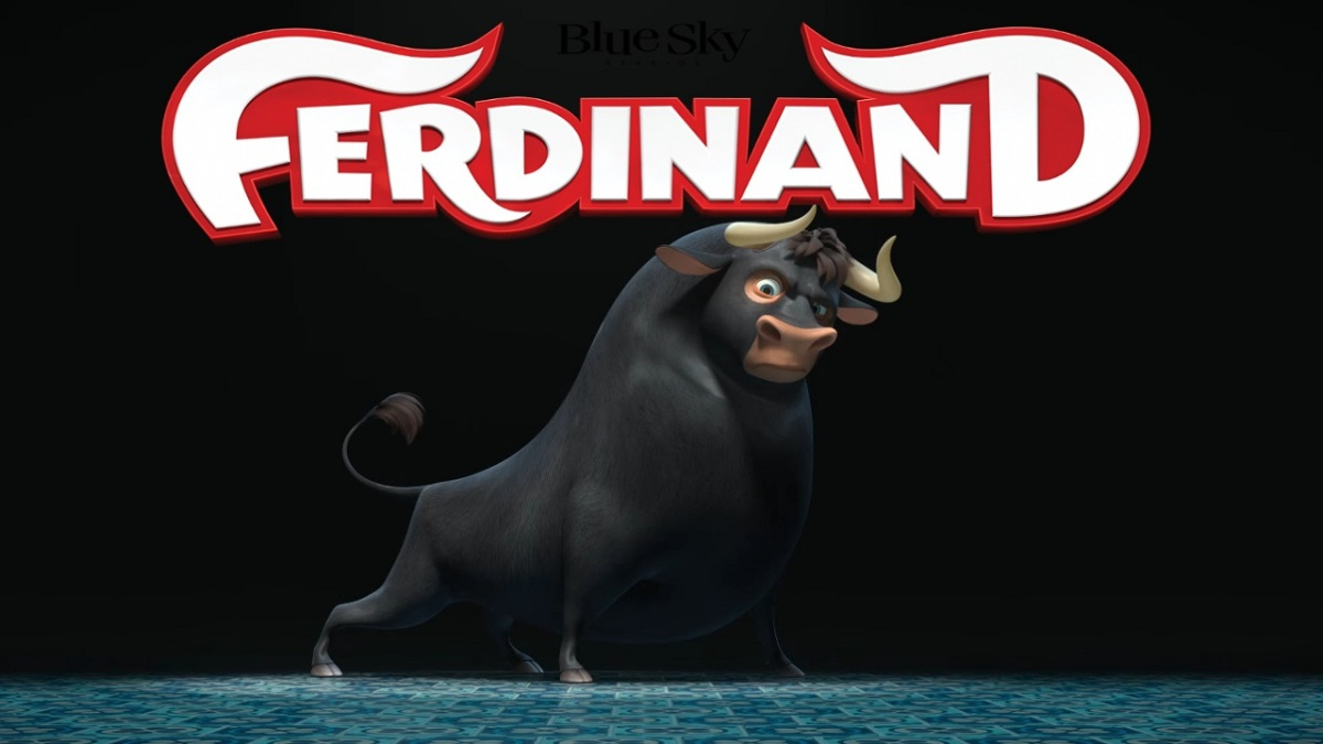 Ferdinand Newest Trailer