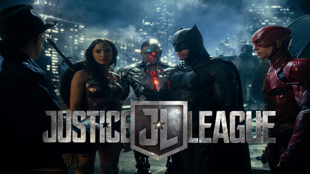 Justice League NEW Images
