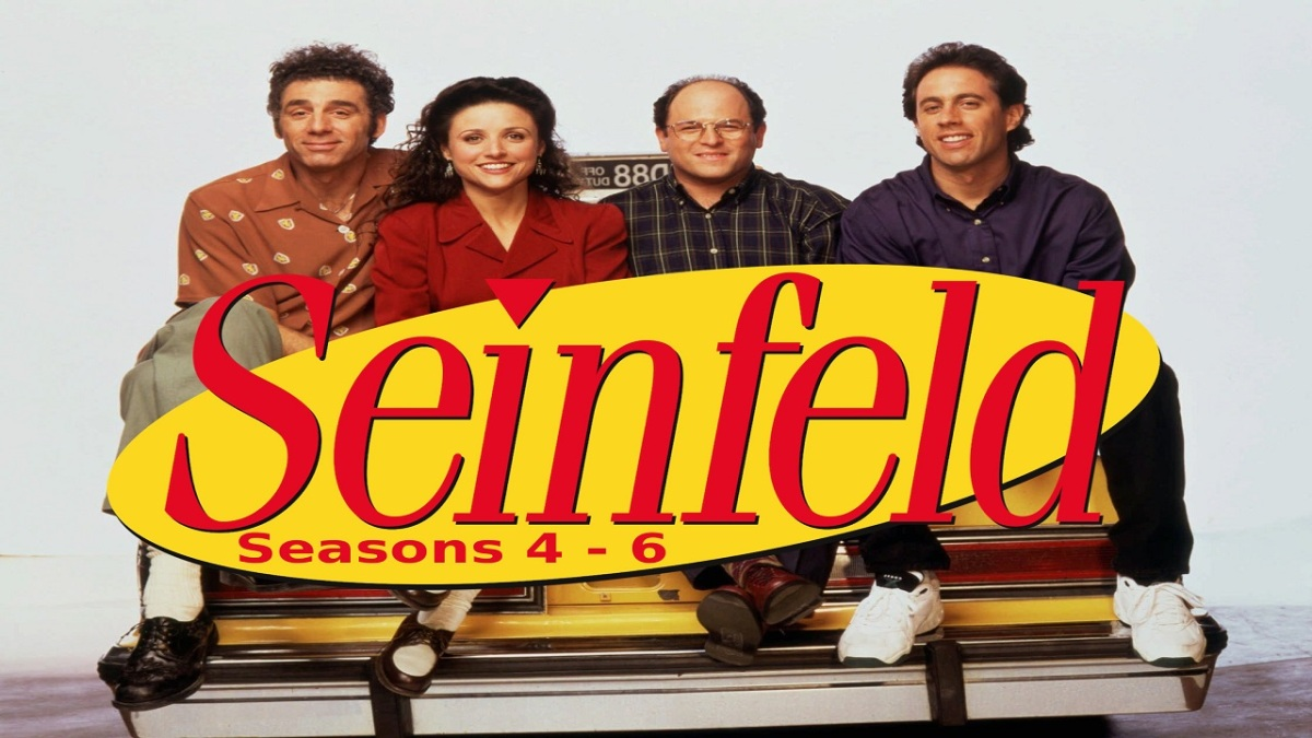 the three best episodes from each season of seinfeld