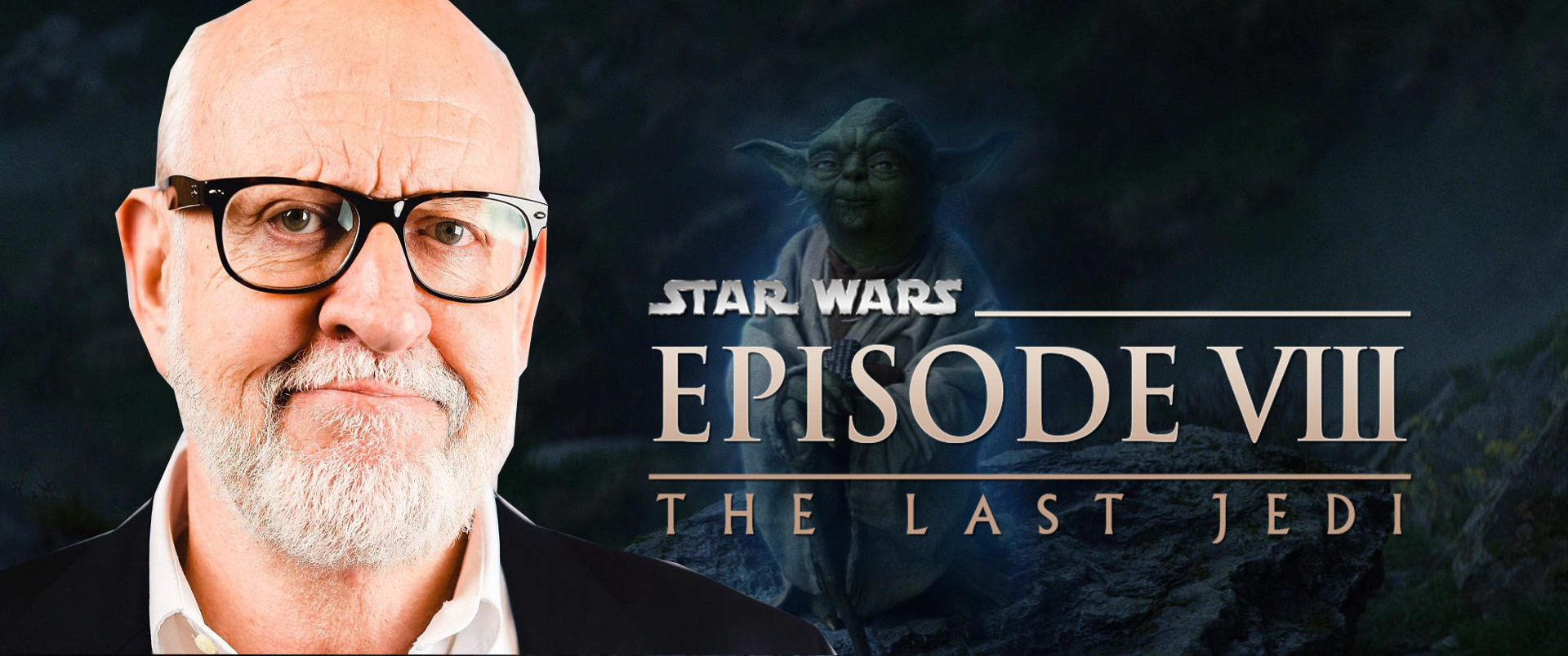 Frank Oz, The Last Jedi and YodaReggie's Take com