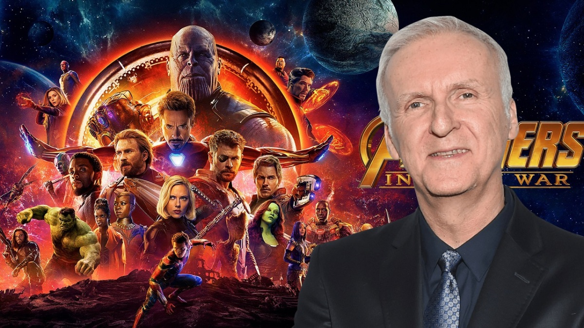 James Cameron Hoping For Avengers Fatigue
