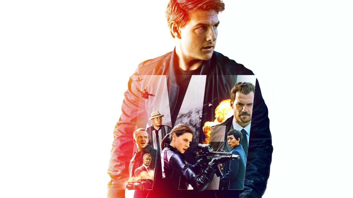 Character Posters for Mission: Impossible – Fallout
