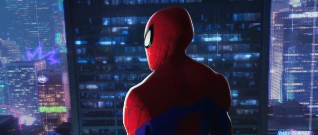 Spider-Man Into The Spider Verse Trailer Image #2Reggie's Take.com