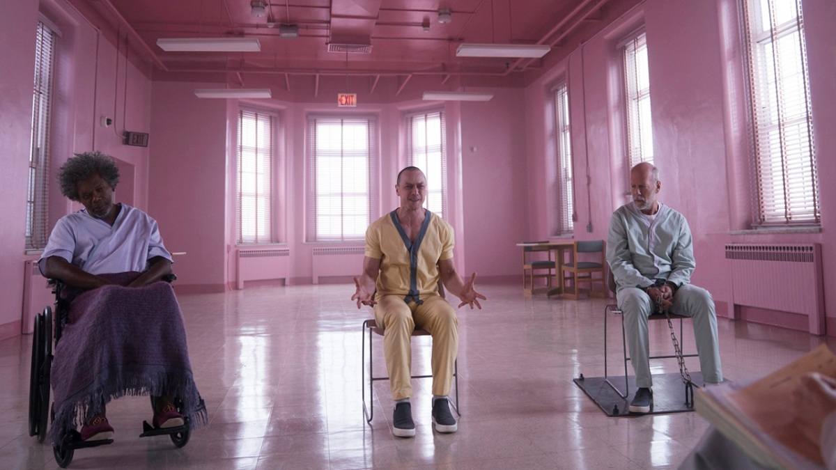 'Glass' First Trailer is Here