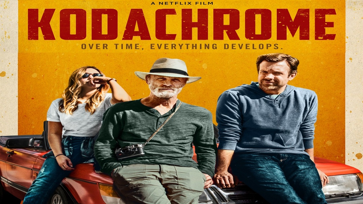 Netflix's Kodachrome and My Real Life Connection