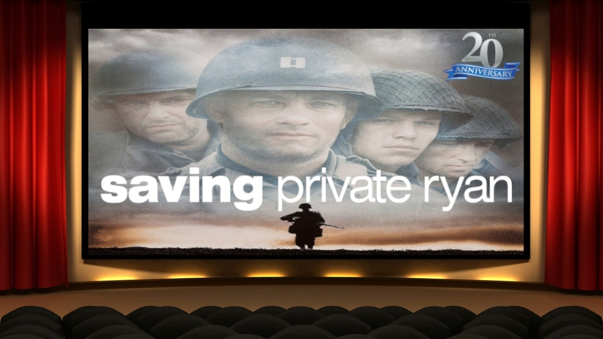 Saving Private Ryan 20th Anniversary