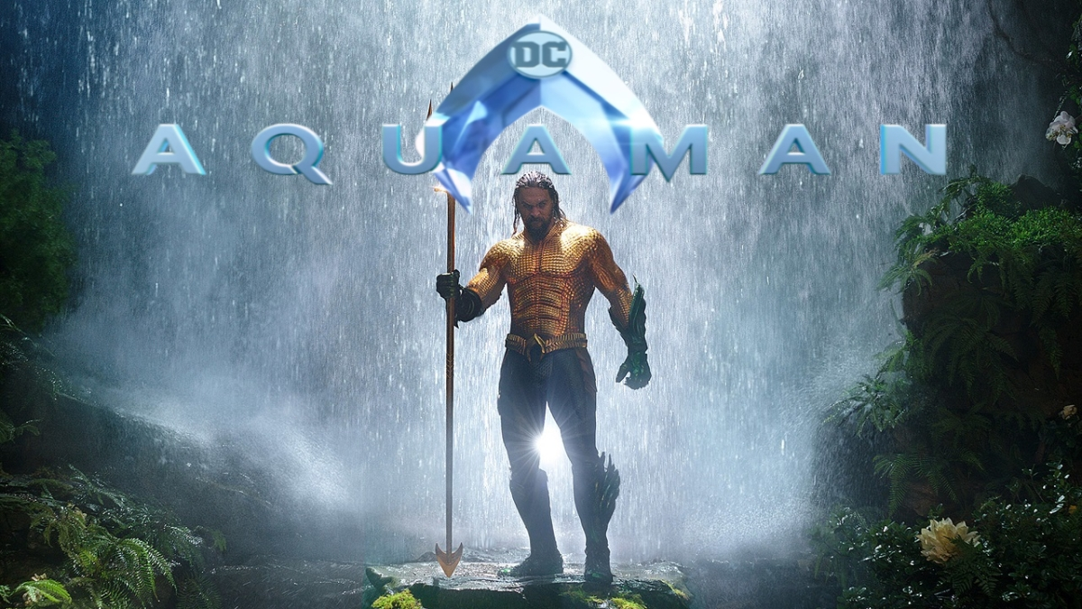 NEW Aquaman Character Posters