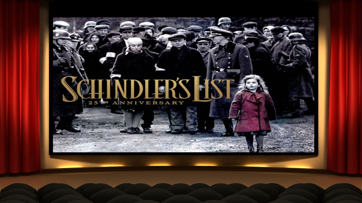 Schindler's List Still Relevant 25 Years Later