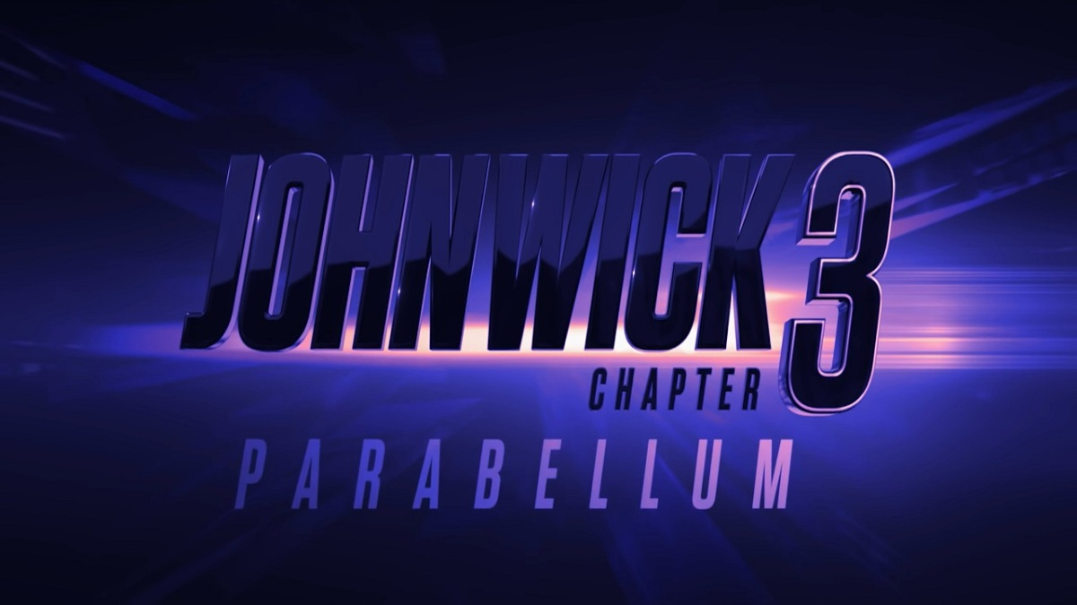 New John Wick: Chapter 3 – Parabellum Posters