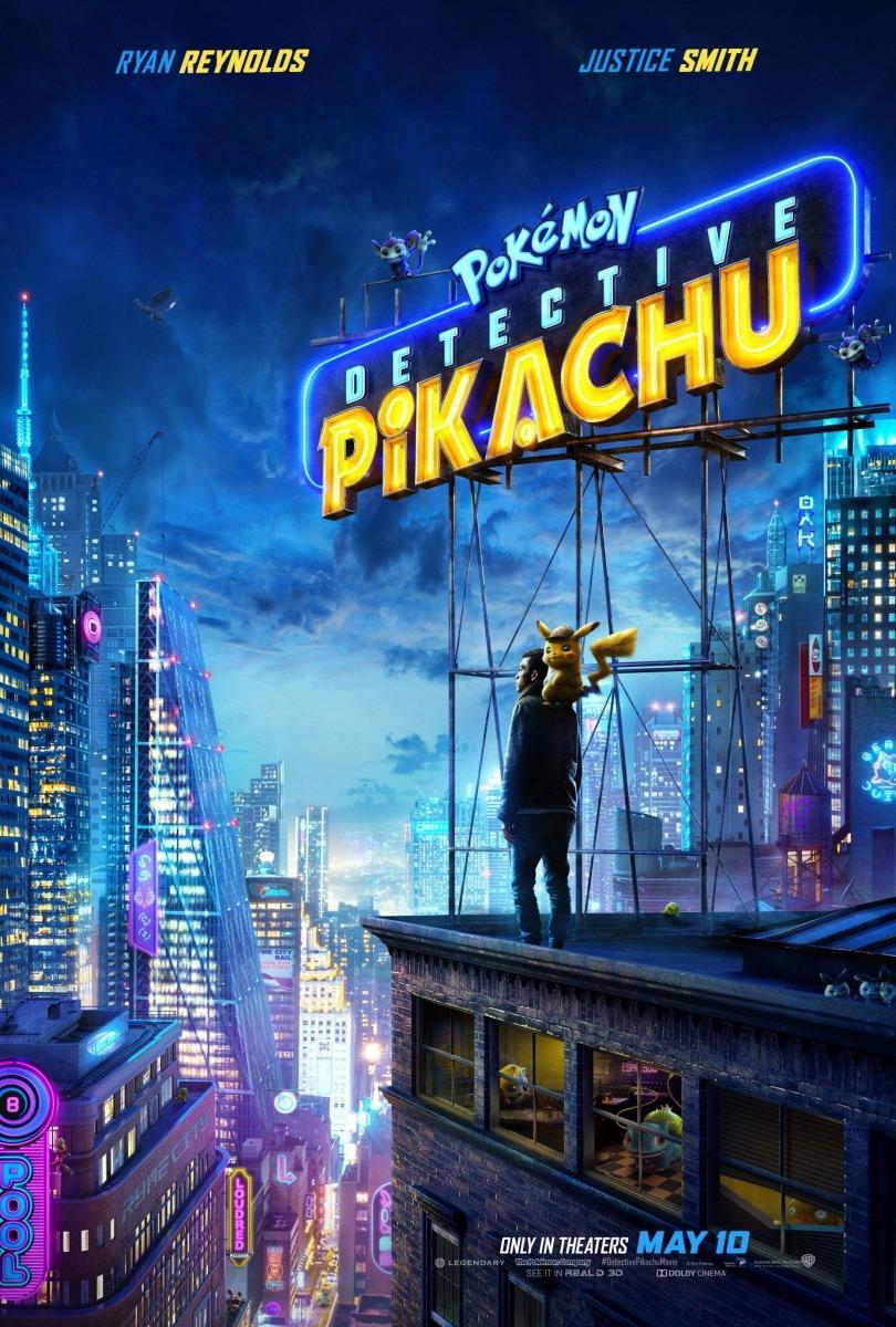 Pokémon Detective Pikachu Poster #2