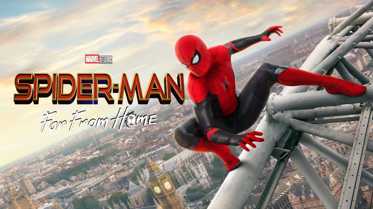 New Spider-Man: Far From Home Posters