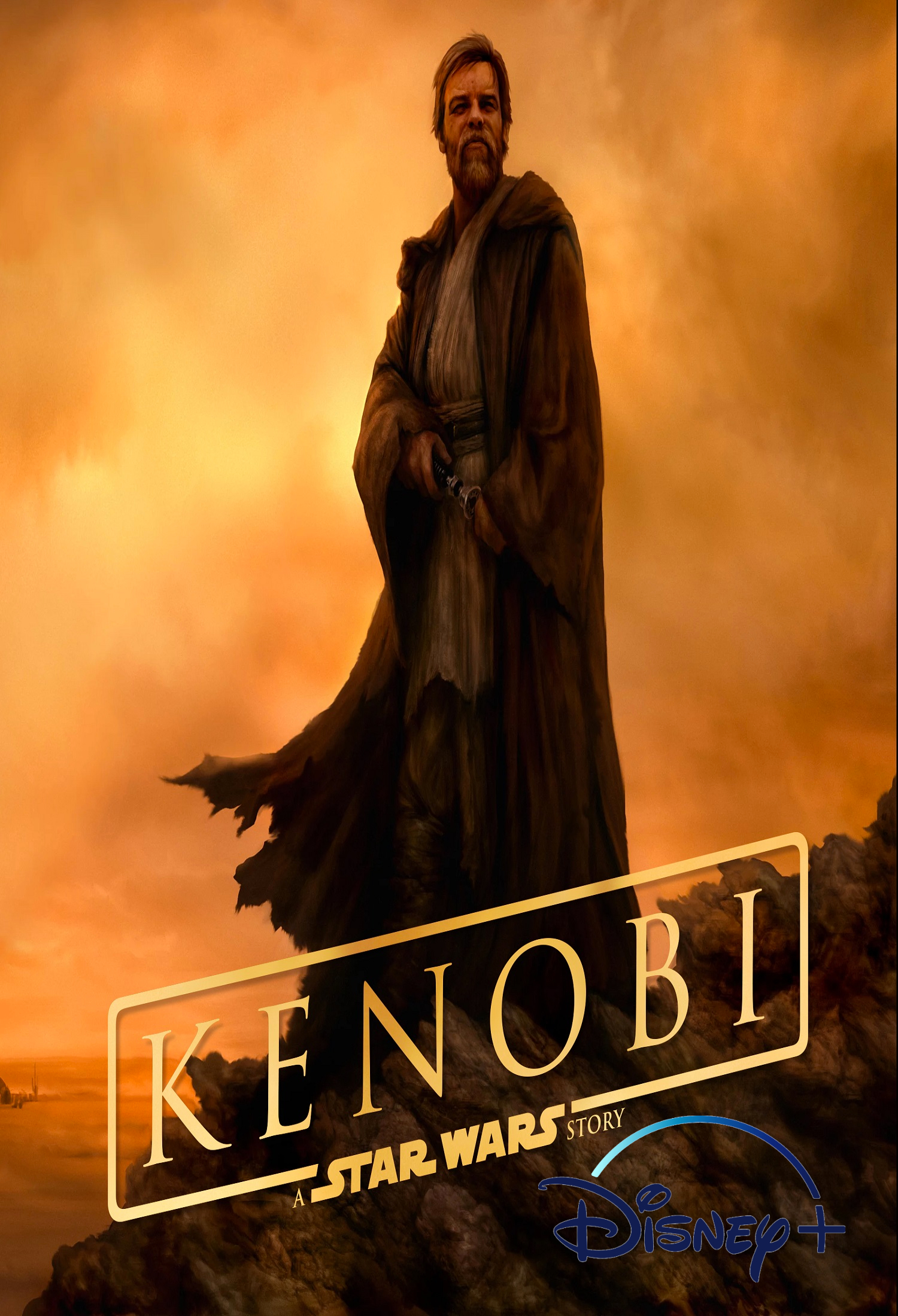 Obi Wan Kenobi Series Coming To Disney Plus Update Confirmed Reggie S Take Com