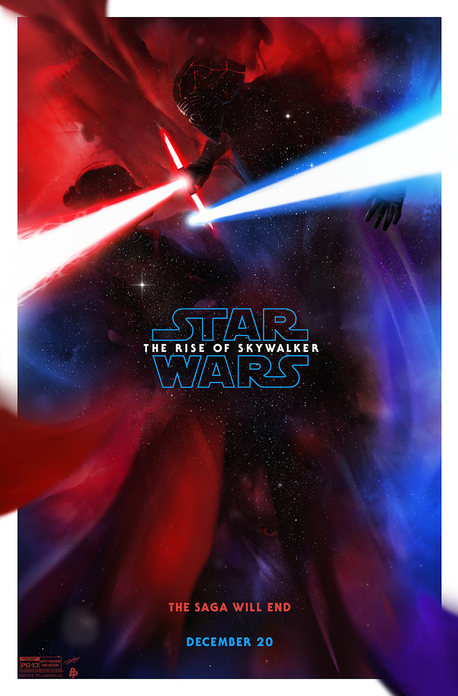 Star Wars The Rise Of Skywalker Poster 31reggie S Take Com